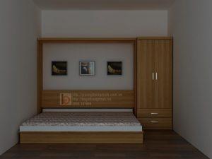 H1-Giường tủ thông minh WBT31