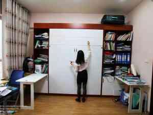 Giường thông minh kiêm bàn học (5)