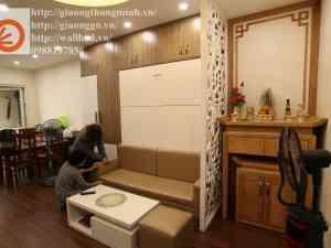 Giường sofa thông minh H3