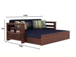 Sofa giường kéo 1-1