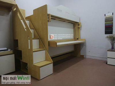 giường tầng thông minh1
