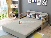 sofa giường nan sắt
